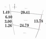 姶良市西餅田1694-2、万円の売地