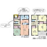 (内観/間取り1)薩摩川内市中郷4丁目72-1、1,999万円の売家