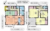 (内観/間取り1)姶良市松原なぎさ、1,999万円の売家