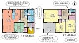(内観/間取り1)霧島市国分清水1-21-7、1,799万円の売家