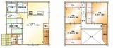 (内観/間取り2)姶良市松原なぎさ小、2,100万円の売家