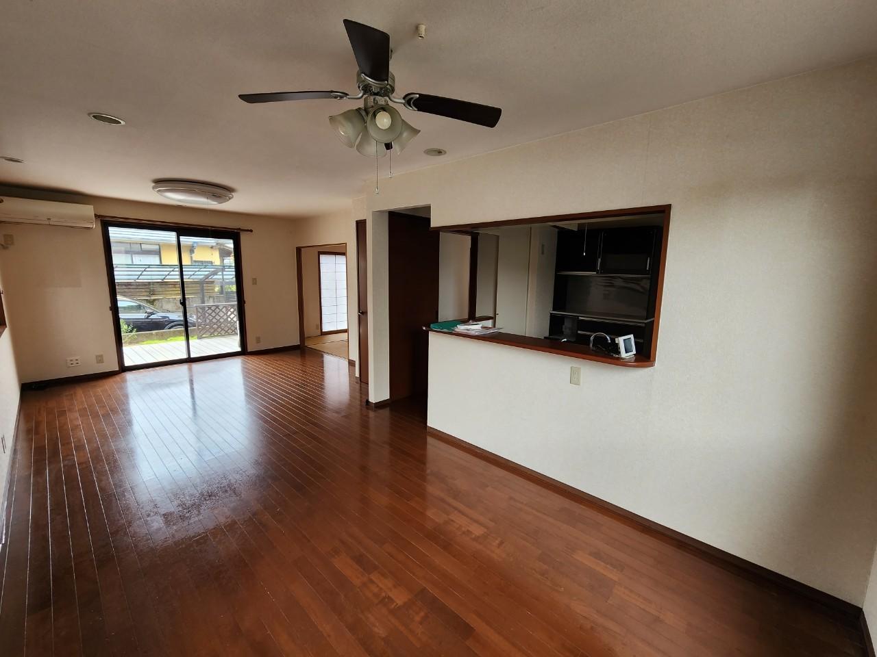 (内観/間取り2)姶良市東餅田1015-6、円の賃貸